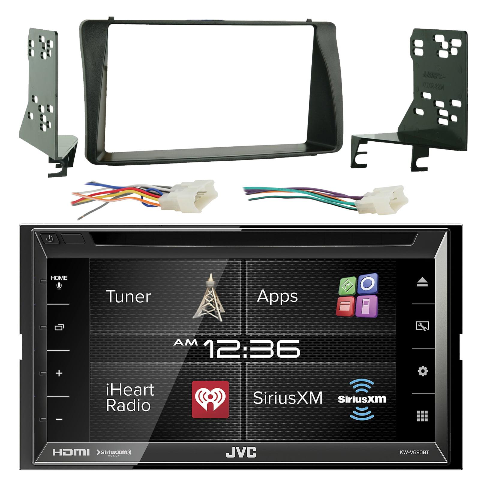 "JVC KW-V620BT 6.8"" Touch Screen Bluetooth CD MP3 Player S..."