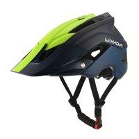 Lixada 13 Vents Mountain Bike Bicycle Helmet Cycling Safety Protective Helmet