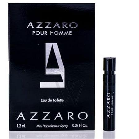 Azzaro AZZMTSV Mens 0.04 oz EDT Vial Spray ()