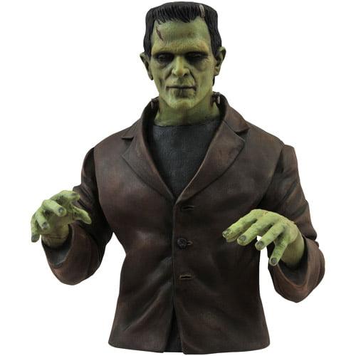 Diamond Selects Universal Monsters Frankenstein Bust Bank
