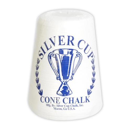 Silver Cup Cone Talc Chalk