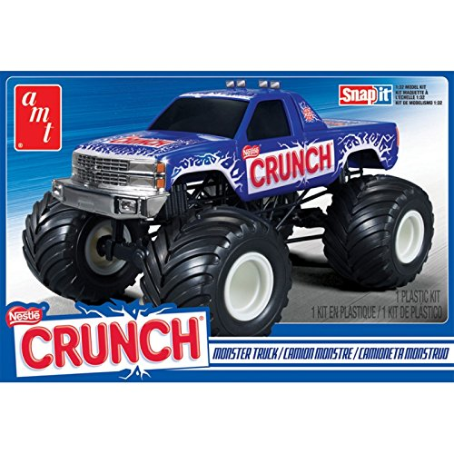 1/32 Nestle Crunch Chevy Monster Truck