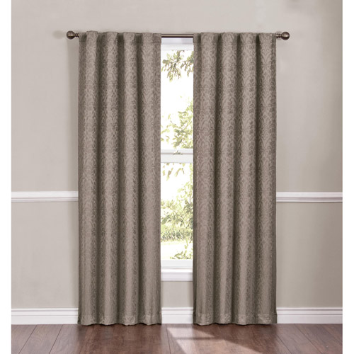 eclipse blackout thermaliner curtain panels, set of 2 - walmart