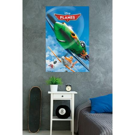 Trends International Disney Planes One Sheet Wall Poster 22.375