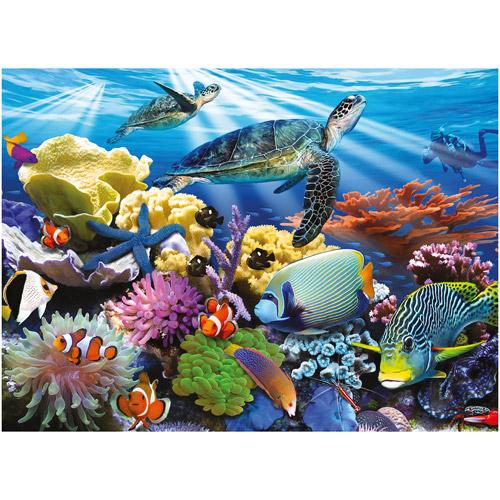 Ravensburger Ocean Turtles Puzzle, 200 Pieces by Generic