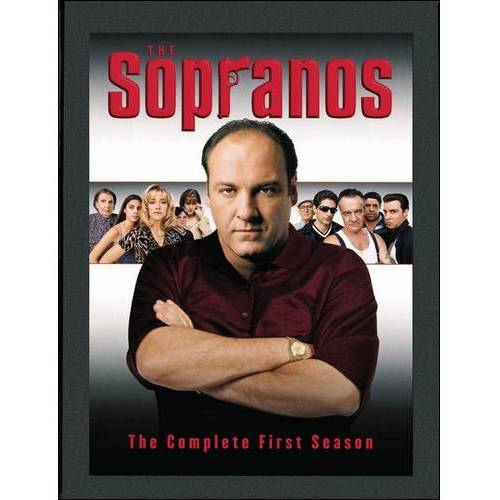 The Sopranos: The Complete First Season (Widescreen)