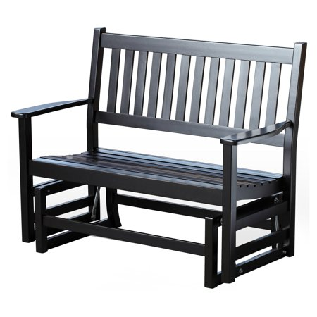 Hinkle Chair Company Plantation Porch Glider Bench ()