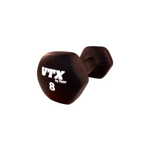 Troy Barbell VTX 8 lbs Neoprene Dumbbell