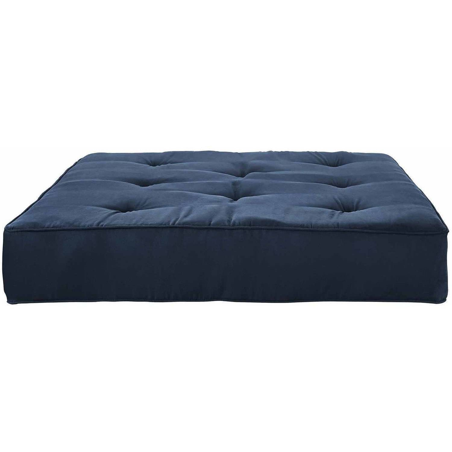 Futon mattress walmart in store roselawnlutheran for Sofa bed mattress pad walmart