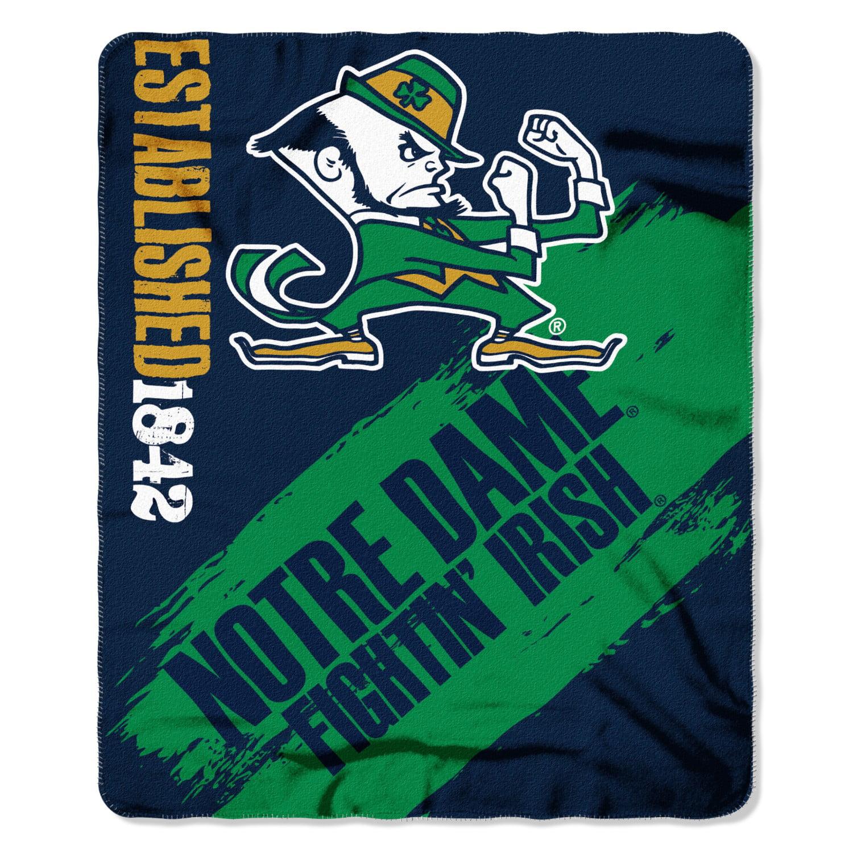"NCAA Notre Dame Fighting Irish 50"" x 60"" Fleece"