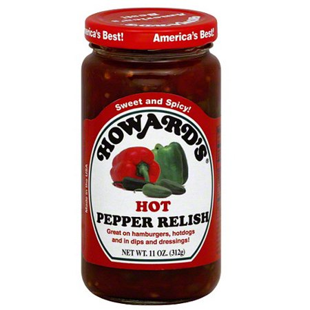 ... spicy three pepper relish 8 5 oz walmart com hot pepper sauce