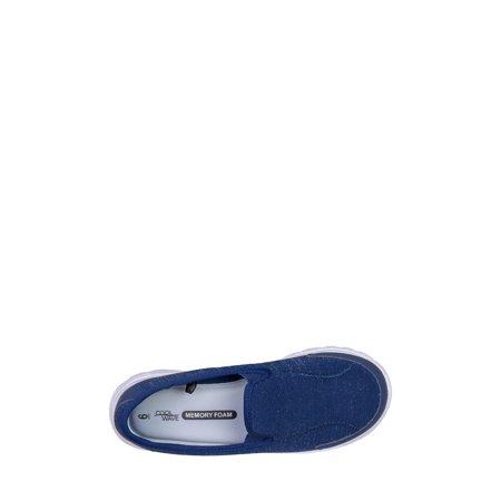 Women's Athletic Works Knit Slip Shoe