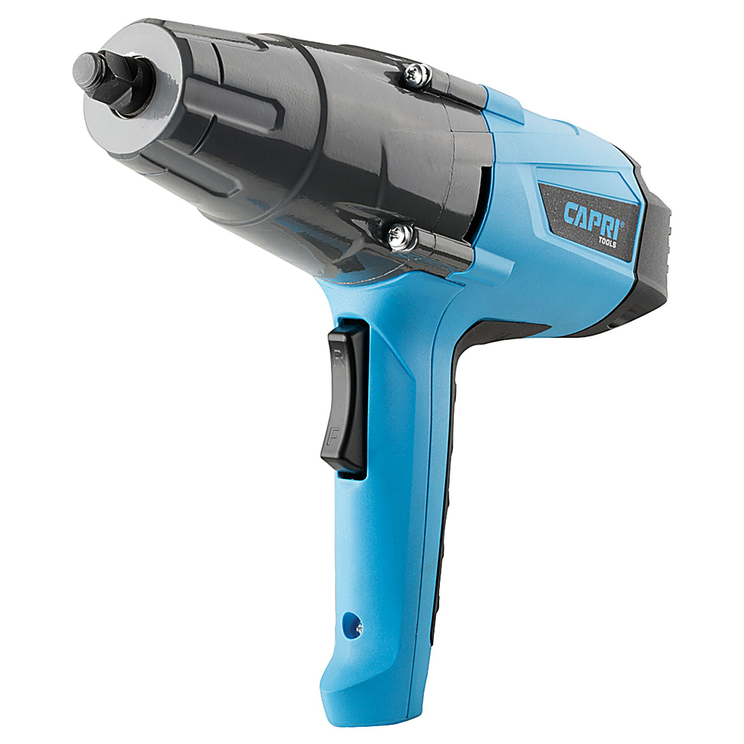 Capri Tools Powerful Impact Wrench, 260 ft-lbs, 1/2 Inch Drive, 8.5-Amps