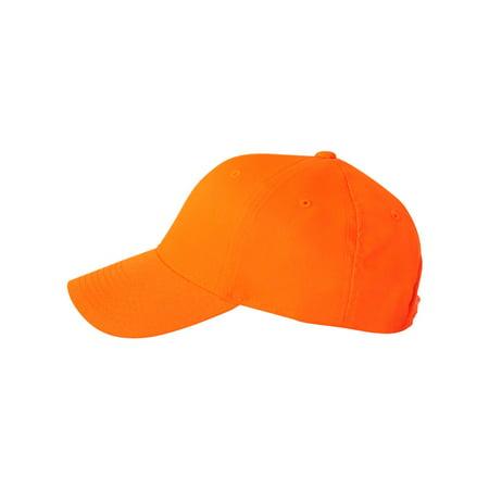 Outdoor Cap - Camouflage Cap (One Size) Orange Camouflage Cap