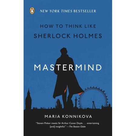Mastermind : How to Think Like Sherlock Holmes - Sherlock Homes Hat