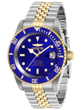 Invicta Pro Diver Men's Automatic Blue Dial Watch - 29182