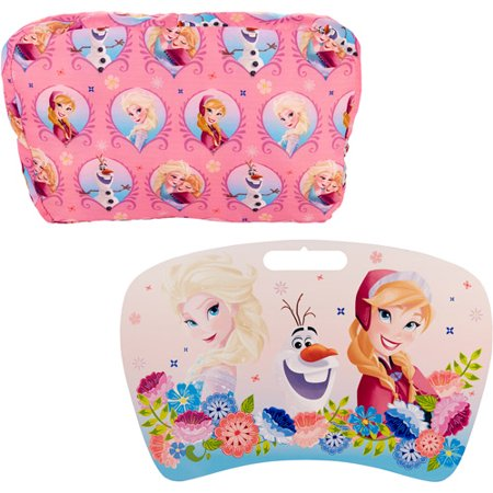 Disney S Frozen Lap Desk With Removable Pillow Your Choice Character
