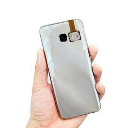 Universal Hybrid SIM Card Slot Dual SIM Card Adapter Extender Nano to Nano - image 6 of 10