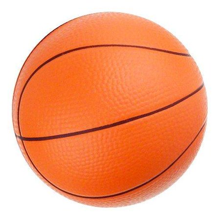 Basketball Squishy : Basketball Stress Ball - Walmart.com
