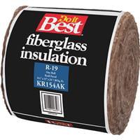 Guardian Gear Do it Best Fiberglass Insulation R19 15X24 ...