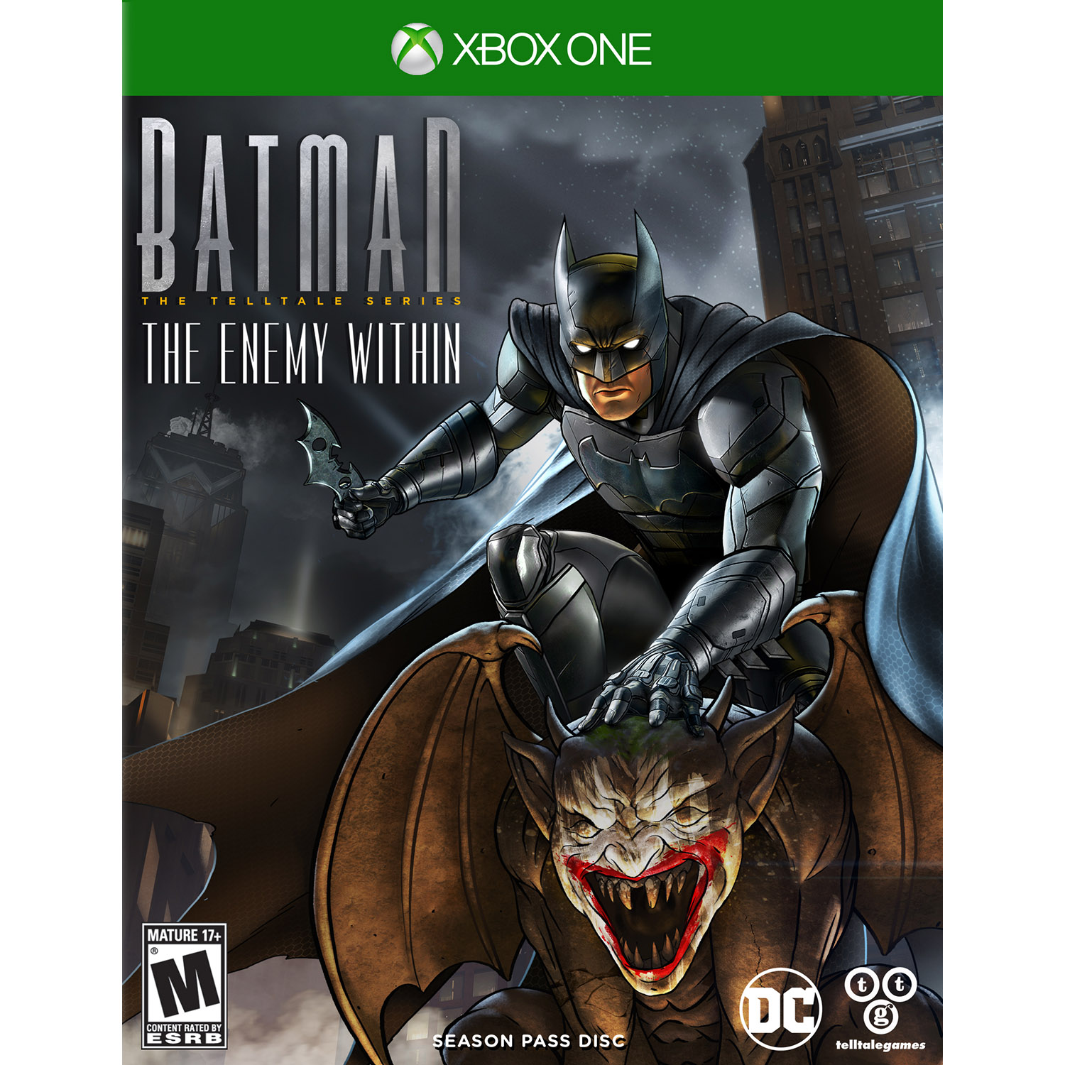 Batman: The Enemy Within (Xbox One)