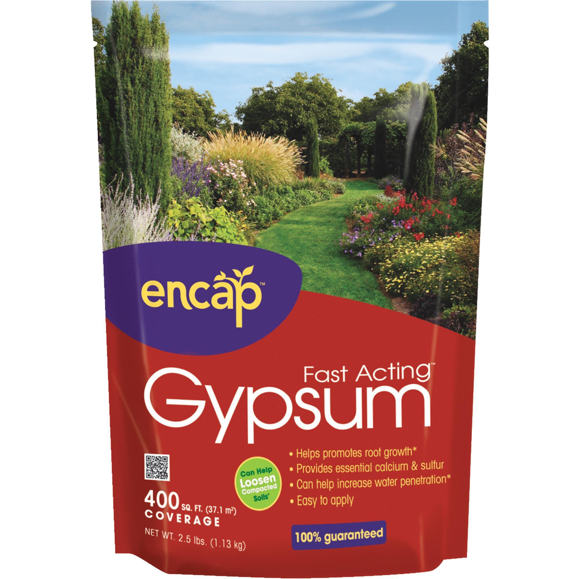 Encap Fast Acting Gypsum