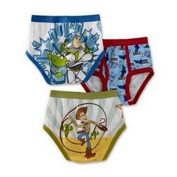 Handcraft Disney Toy Story Little Boys Brief Underwear 2t 3t