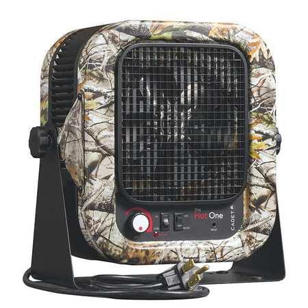CADET Elec. Garage Heater,BtuH 17,060 11,378 RCP502SCM by Cadet
