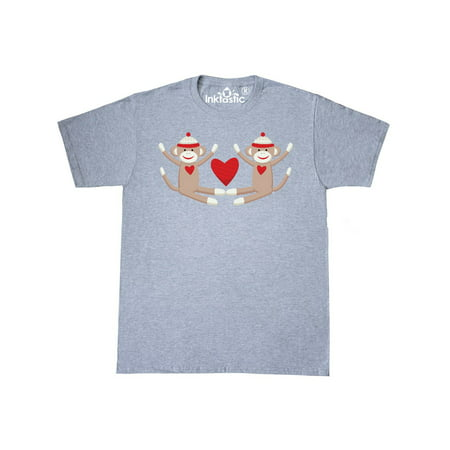 Sock Monkey Clothes (Sock Monkey Twins T-Shirt)