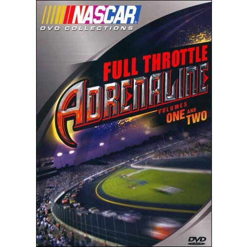 Nascar: Full Throttle Adrenaline- Volume One and Two by ARTS AND ENTERTAINMENT NETWORK