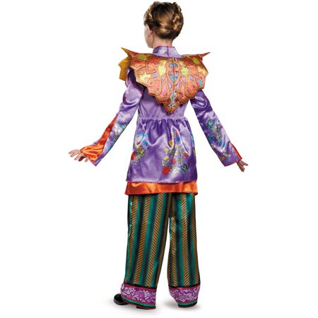 Asian Women Costume (Alice in Wonderland Asian Deluxe Child Halloween)