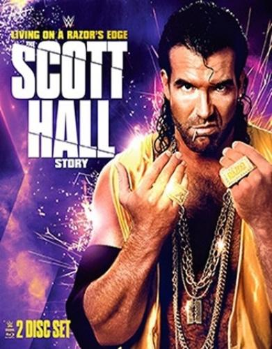 WWE: Living On A Razor's Edge: The Scott Hall Story (Blu-ray) by WARNER HOME VIDEO