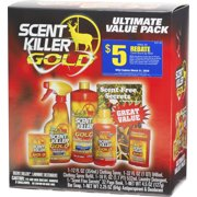 Wildlife Research Center Scent Killer Gold Kit