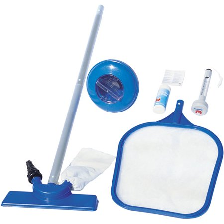 Bestway Pool Accessories Set (Best Way To Clean Stainless Fridge)