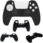 Silicone Skin Case Cover for Sony Playstation 5 PS5 DualSense Controller