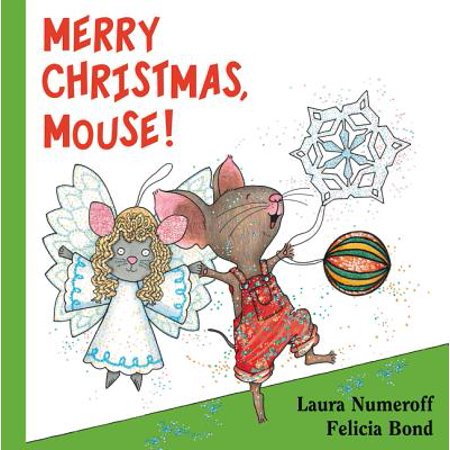 Christmas Mouse.Merry Christmas Mouse Board Book