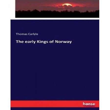 The Early Kings of Norway - image 1 of 1