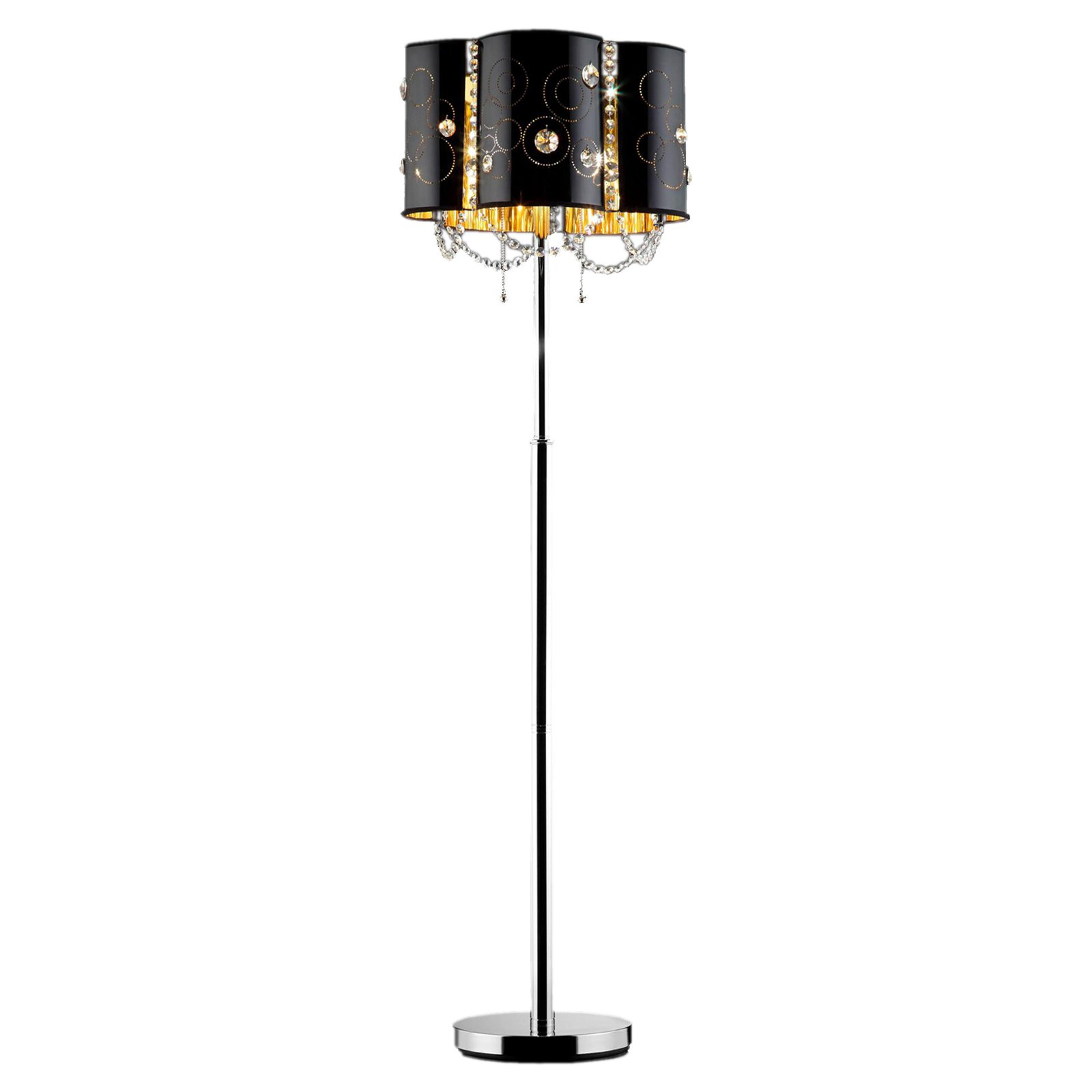 "Ore International 61"" Starry Night Floor Lamp image"