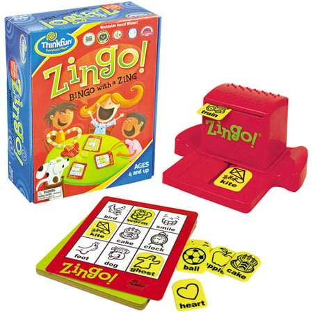 Think Fun Zingo! Game](Fun Games For 7 Year Olds)