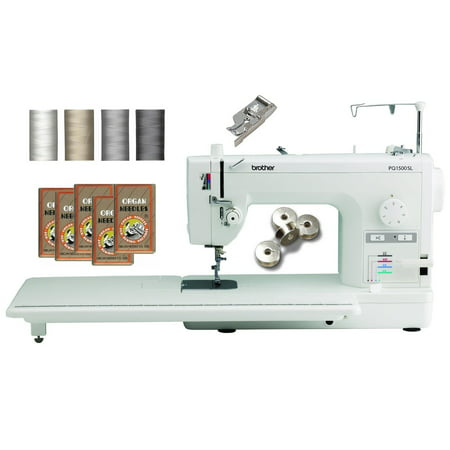 Brother PQ40SL Quilting And Sewing Machine With Quilters Bonus Fascinating Brother Pq1500sl Sewing Machine