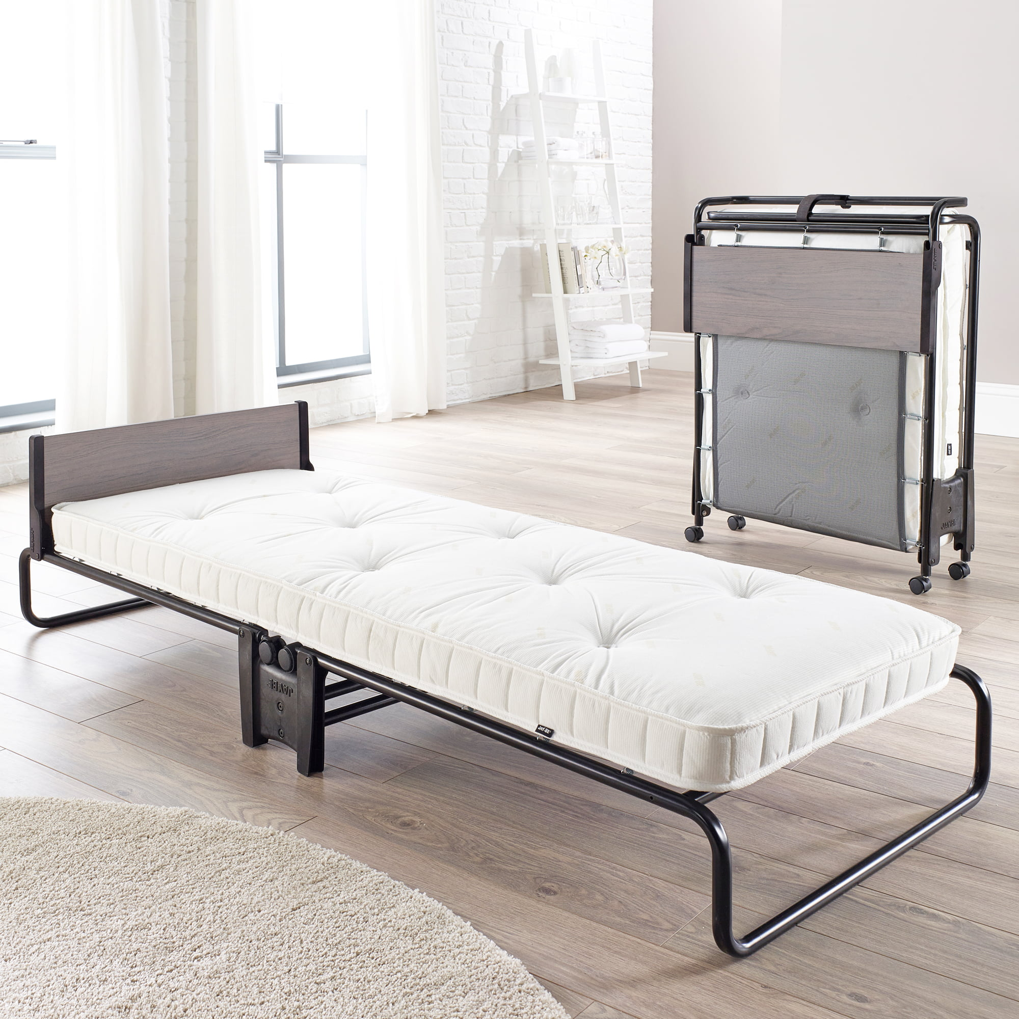 JAY-BE Inspire Folding Guest Bed with Pocket Spring ...