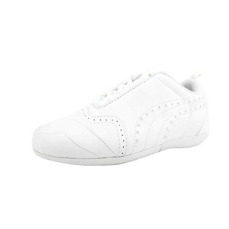 Puma Shoes Sela Diamond Kids/Youth Girls White Sneakers