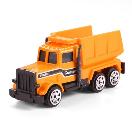Toy Cars 6 Set Toy Construction Vehicles Inertia Toy Engineering