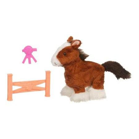Furreal Friends Pony (Furreal Frr Snuggimals Walkin Pony Crystal)
