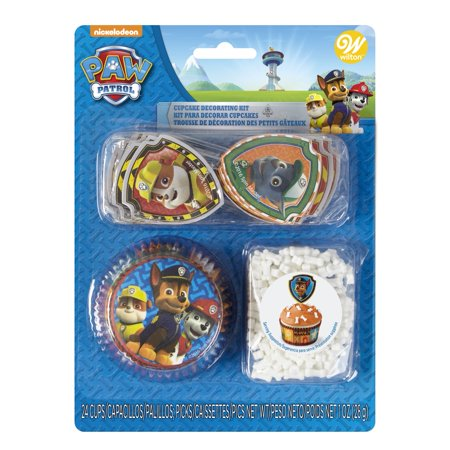Wilton Paw Patrol Cupcake Decorating Kit - Wilton Halloween Cupcake Decorating Kit