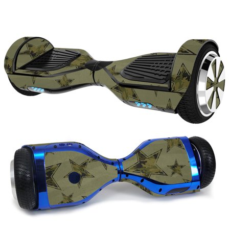 MightySkins Skin Decal Wrap Compatible with Hover-1 H1 Hoverboard Scooter sticker - Hoverboard Decals