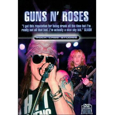 Rock Case Studies: Guns N' Roses