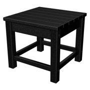 Eco-friendly Side Table in Black
