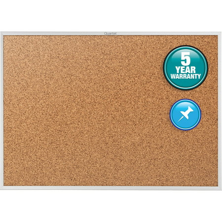 Quartet Classic Series Cork Bulletin Board, 60