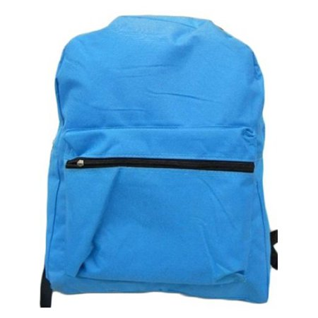 Clover Stylish Plain Backpack - (Comes in Different Colors)